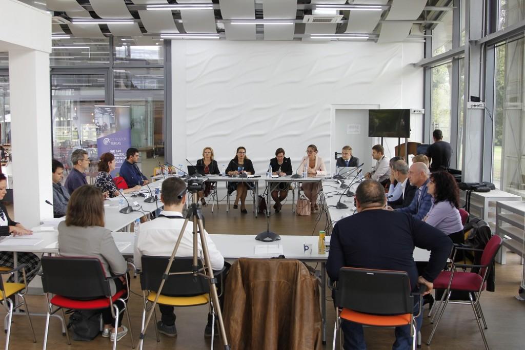 ИКТ Клъстерите в България ще работят заедно с МТСП за създаването на финансираща процедура за сектора